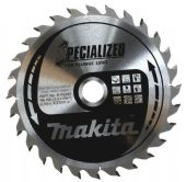 Makita 165x20mm TCT Plunge Saw Blade - 28 Teeth (B-09282)